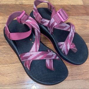 Women's Pink Chaco Sandals